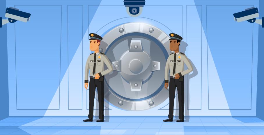 Camada de Perímetro da Segurança de Datacenters - Acesso