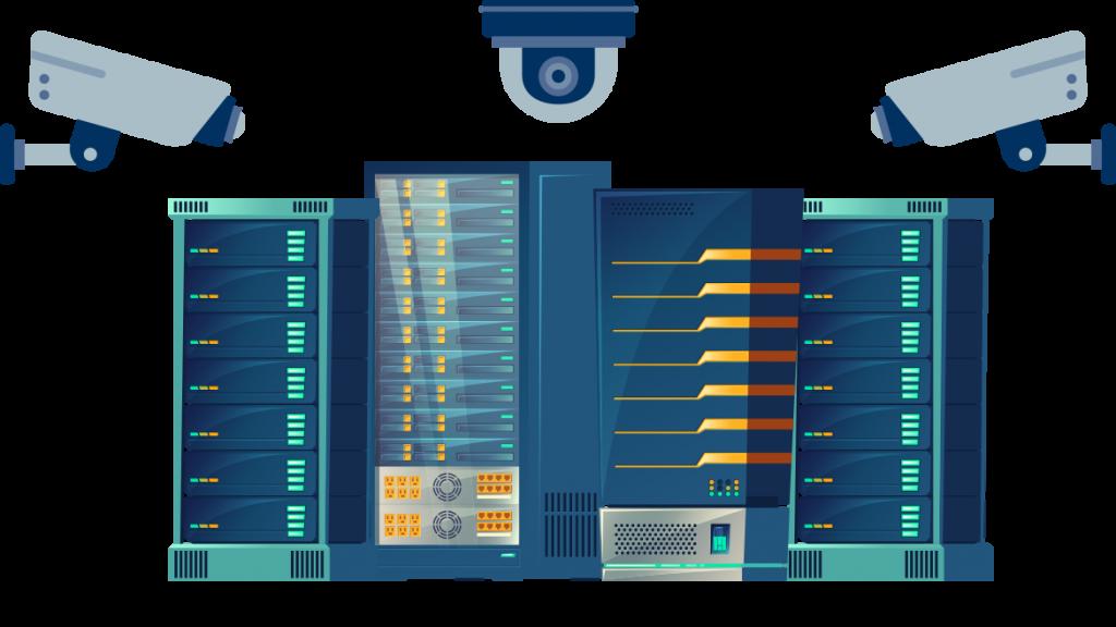 Camada de Acesso Físico aos Dados da Segurança de Datacenters - Câmeras