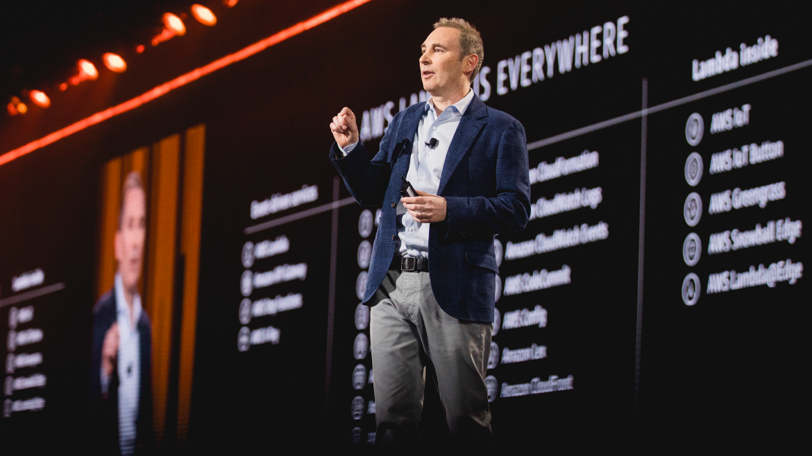 AWS re:Invent 2018 – Lançamentos do Keynote do Andy Jassy