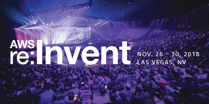 Kendoo no AWS re:Invent 2018