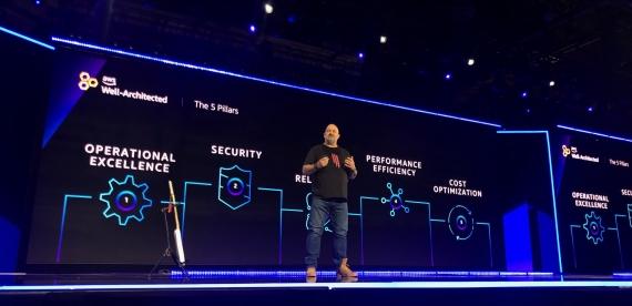 AWS re:Invent 2018 – Lançamentos do Keynote do Werner Vogels