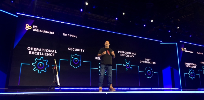 AWS re:Invent 2018 – Lançamentos do Keynote do Werner Vogels
