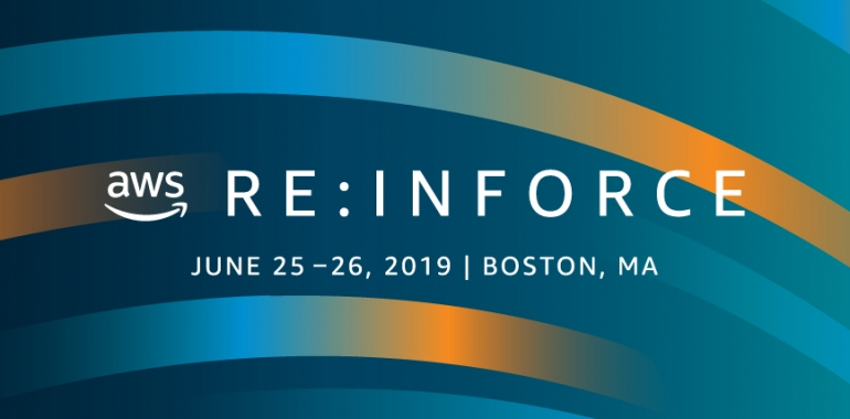 Solvimm no AWS re:Inforce 2019