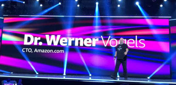 AWS re:Invent 2019 – Lançamentos do Keynote do Werner Vogels