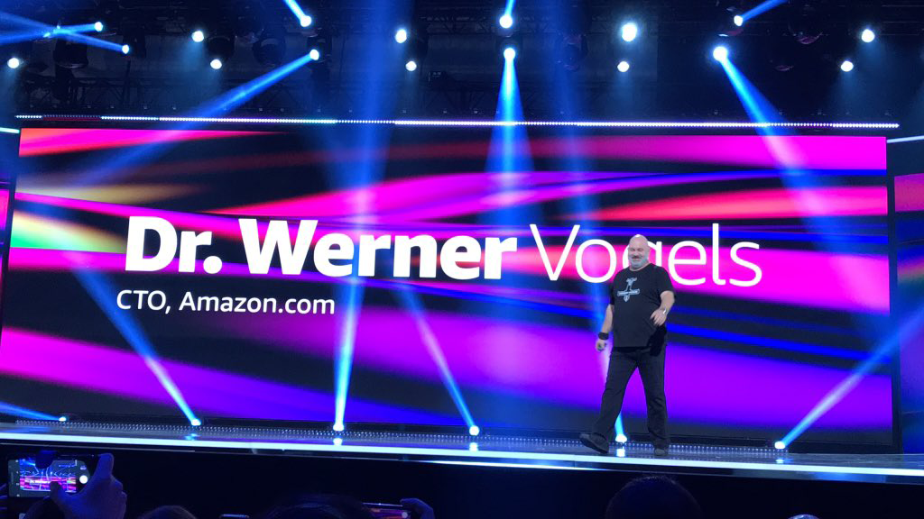 AWS re:Invent 2019 – Lançamentos do Keynote do Werner Vogels